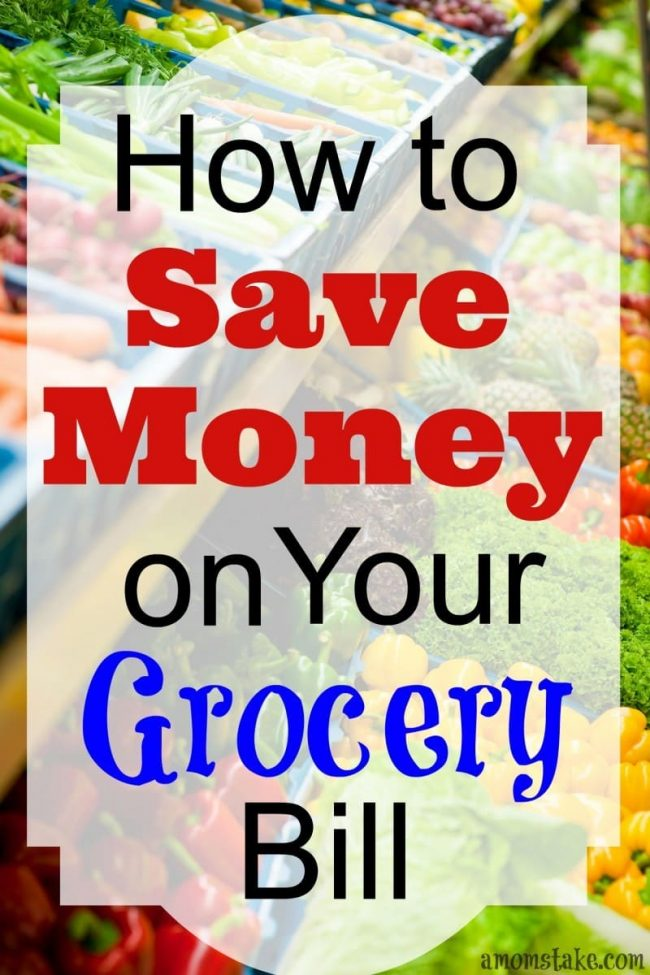 Feeding a family can get very expensive. Cut costs and save money with these, How to Save Money on Your Grocery Bill, tips.