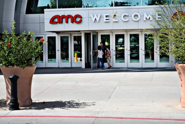 AMC Theaters are a great family outing. Go see a great movie.