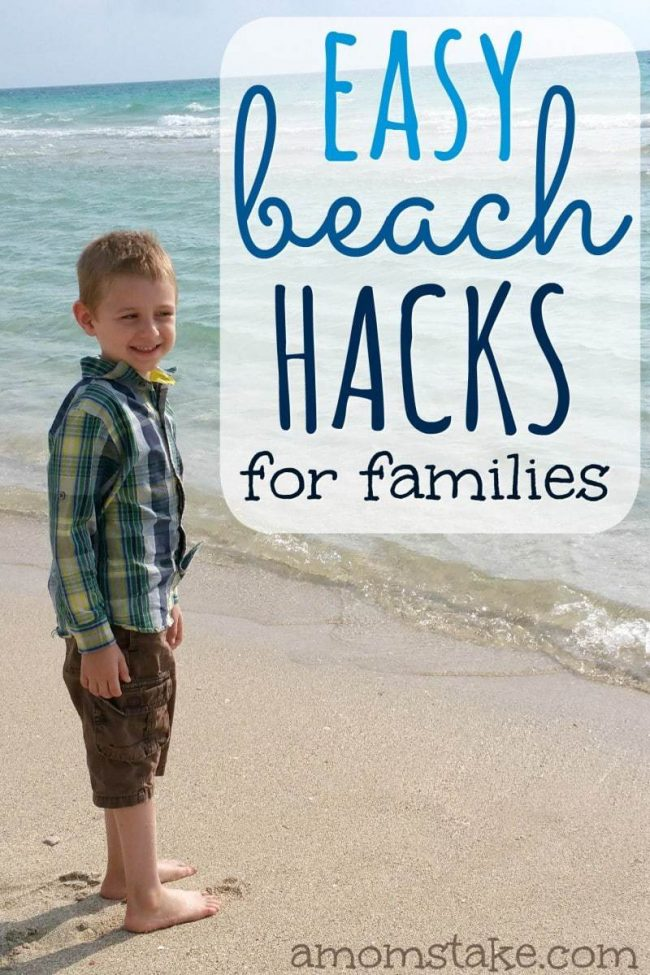 Easy Beach Hacks for Families