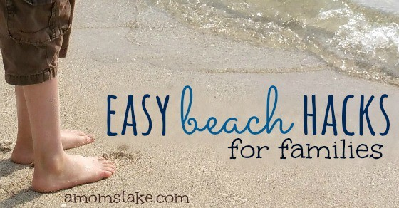 Easy Beach Hacks for Families FB2