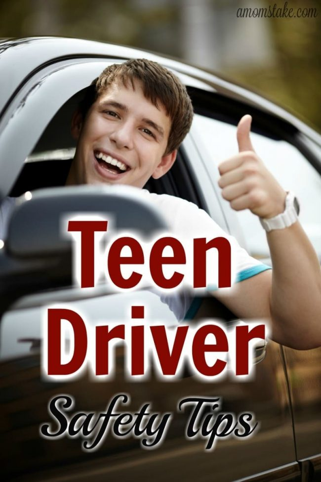 As parents, we worry about our kids. It's what we do. But teaching our teen drivers important safety tips will help us feel better about their safety.