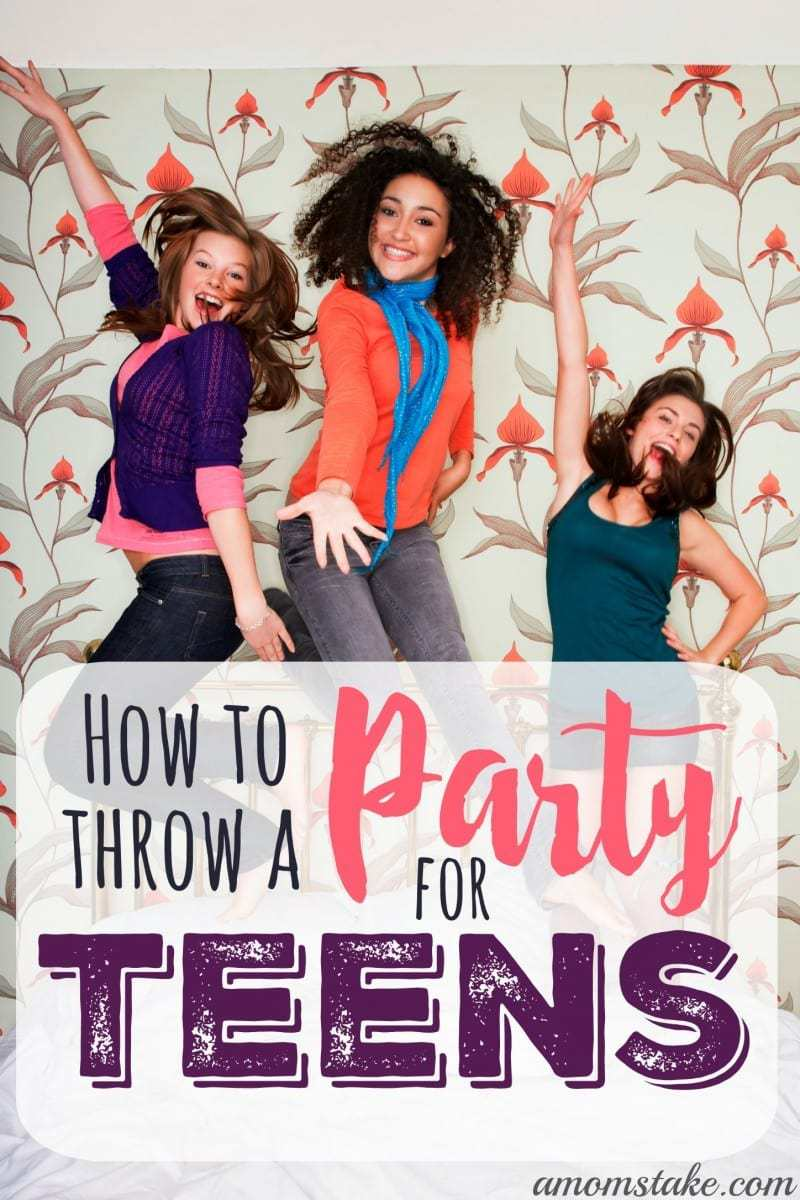 Apologise, but, moms teaching teens parties