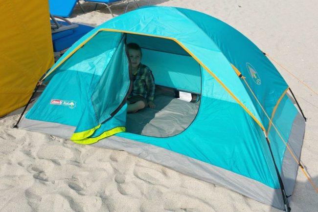 coleman-tent