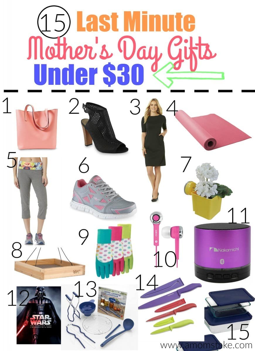 Last Minute Mother 39 S Day Gift Ideas A Mom 39 S Take