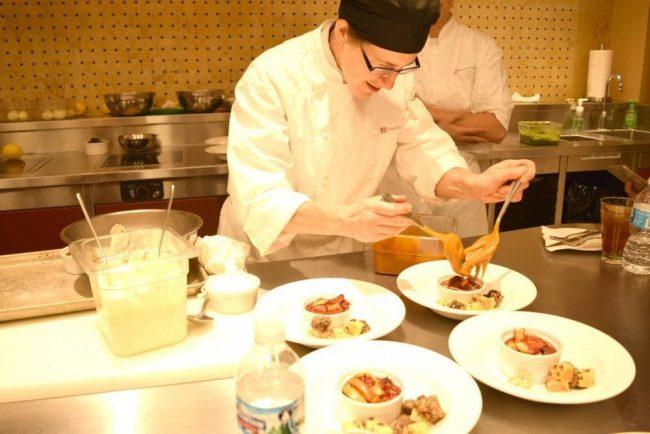 On staff chef at Purina Beneful