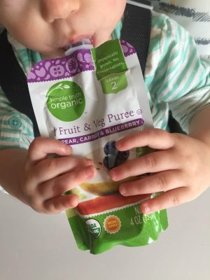 From Baby Food To Table Food