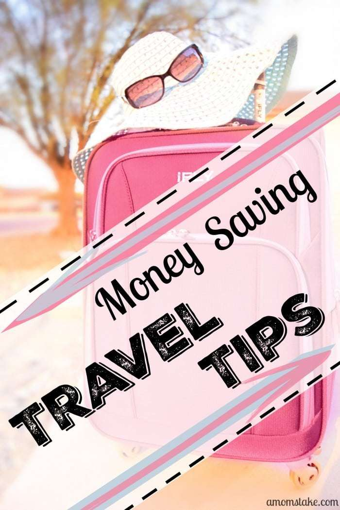 Vacations are so much fun, but leave your wallet a little drained. Come visit to see some of this moms money saving travel tips.