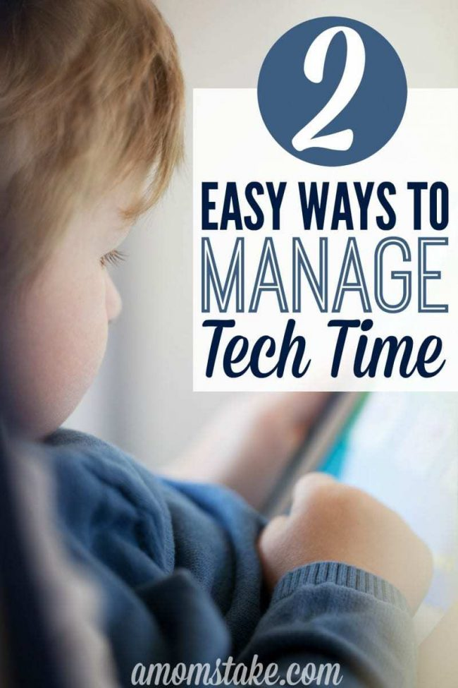 These two simple tricks make it easier to manage your kids and their use of technology! Great ideas for summer break when all kids want to do is play on their tablets, video game consoles, or your smartphone. Includes free printables!