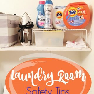 5 Crucial Laundry Room Safety Tips
