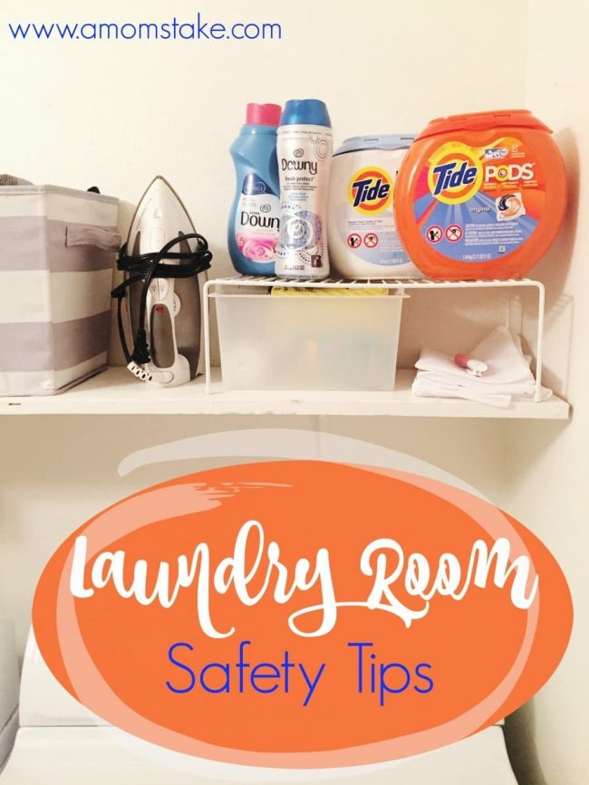 laundry safety