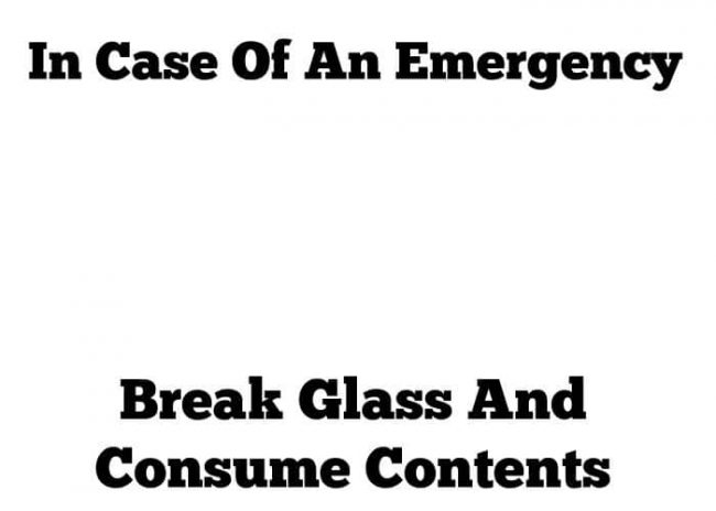 photograph about In Case of Emergency Break Glass Printable identify Again in direction of college Do-it-yourself Instructor Present - A Mothers Get