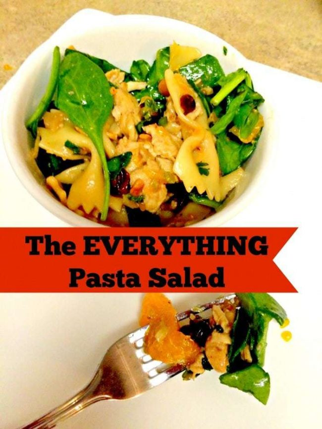 Tastiest pasta salad recipe ever! Nothing says summer like delicious salads. My family begs me to make it all the time!