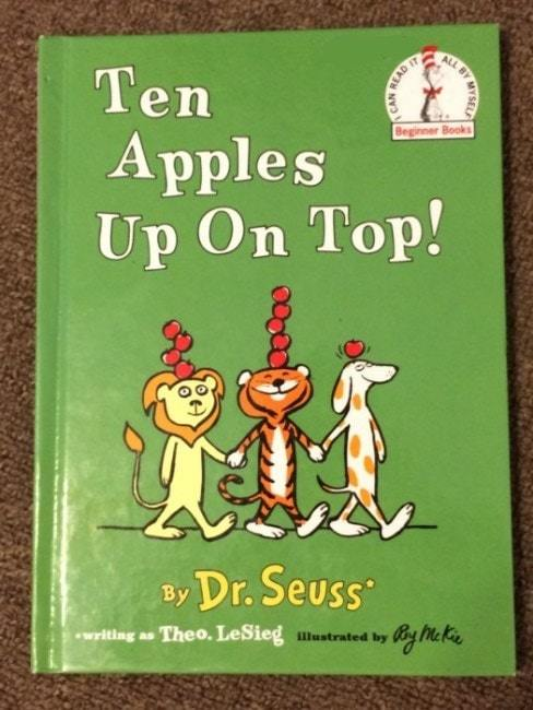 Apples-On-Top Book