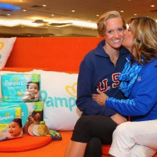 Keeping It Real: Life As A Mom and an Olympian