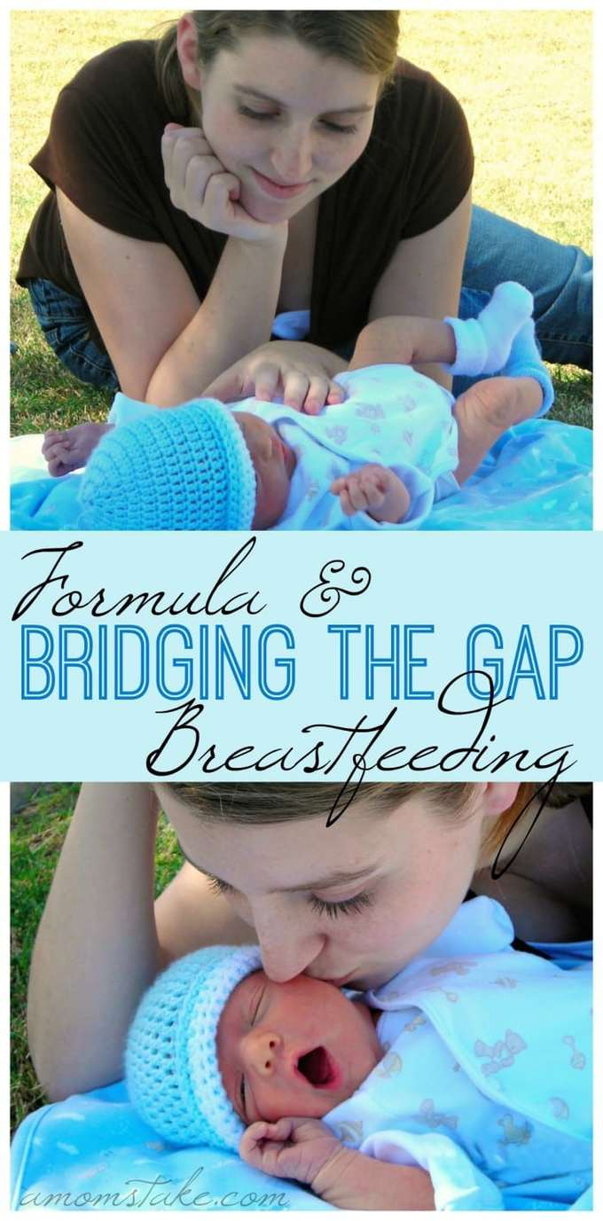 How to overcome some of the nutritional and emotional gaps of formula feeding. So that no matter your feeding choices, and the reasons behind them, you and your baby can be as close as ever.