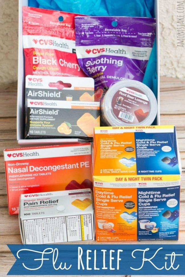 Flu Relief Kit