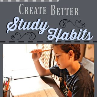 How to Create Better Study Habits