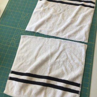 10 Minute DIY Hooded Towel
