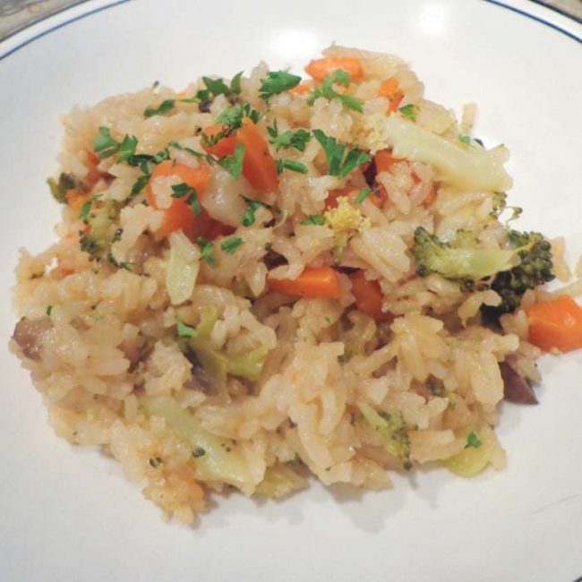 Vegetable Rice-3
