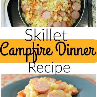 Skillet Campfire Dinner Recipe