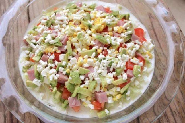 chef-salad-dip