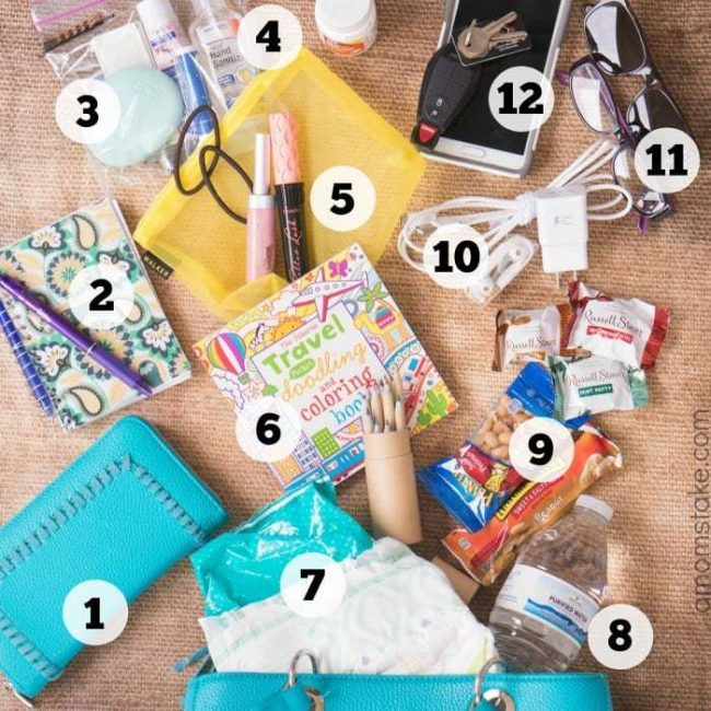 on-the-go-12-essentials