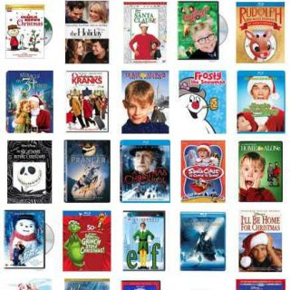 Best Christmas Movies Bingo Printable!