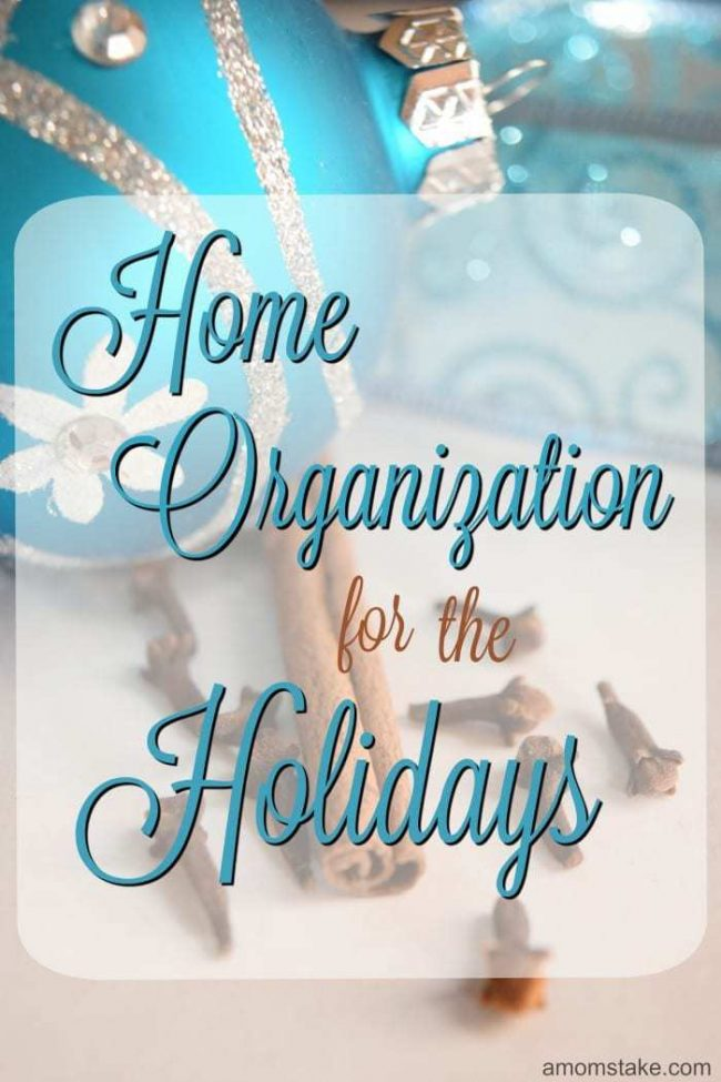 See how we take our office space from crazed to amazed. Get your home office organized and ready for the holiday season.