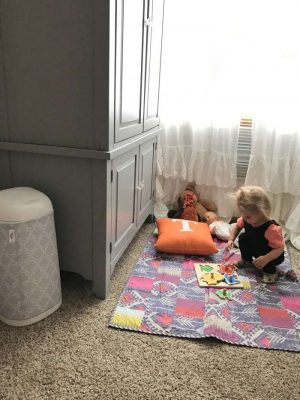 Creating a Baby Friendly & Stylish Home