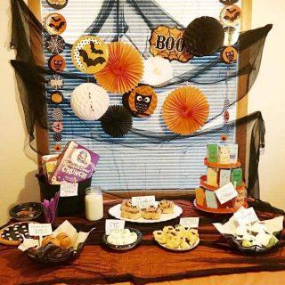Spooky & Fun Halloween Brunch #HW16
