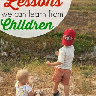 10 Life Lessons We Can Learn From Children #RefreshingMoments