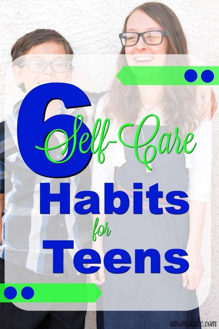 6 Self Care Habits To Teach Your Tweens A Mom S Take