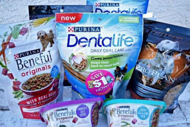 Puringa Beneful dog treats