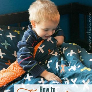 How to Transition Your Child to a Big Bed