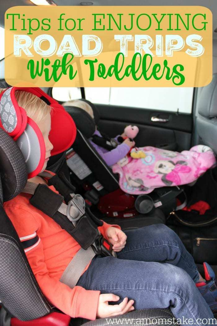 Tips you need now for a more enjoyable road trip with toddler! Travel secrets for parents. #roadtrip #familytravel