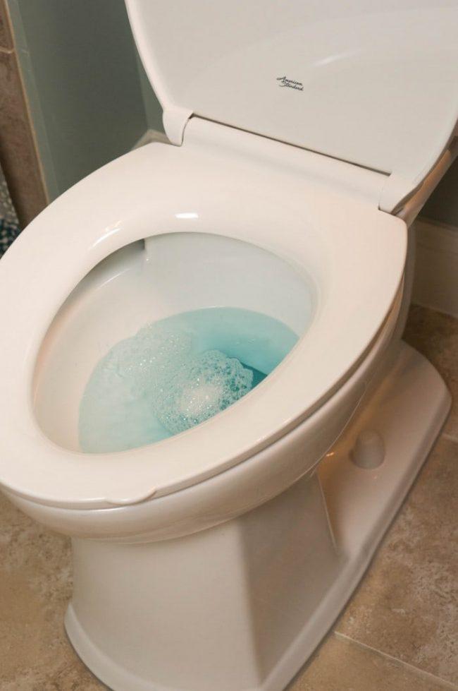 American Standard Toilet00495