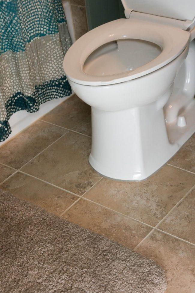 tricks to help keep a boys bathroom clean - Boys Bathroom