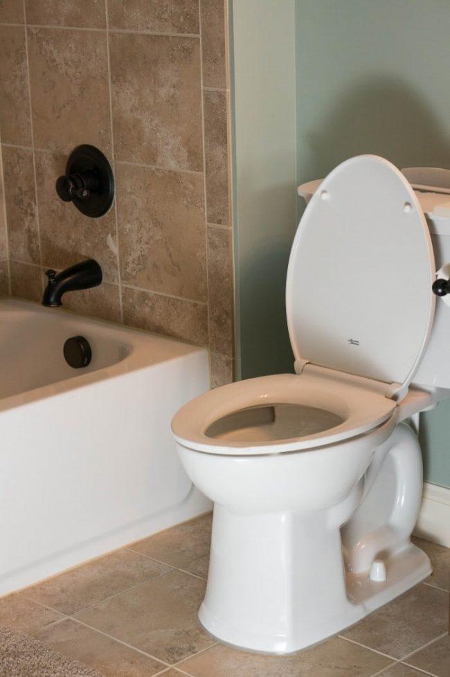 American Standard Toilet00524