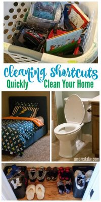 Cleaning Shortcuts to Quickly Clean Your Home!