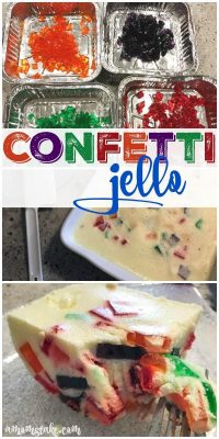 Just Add Magic Season 2 Debut + Confetti Jello Recipe