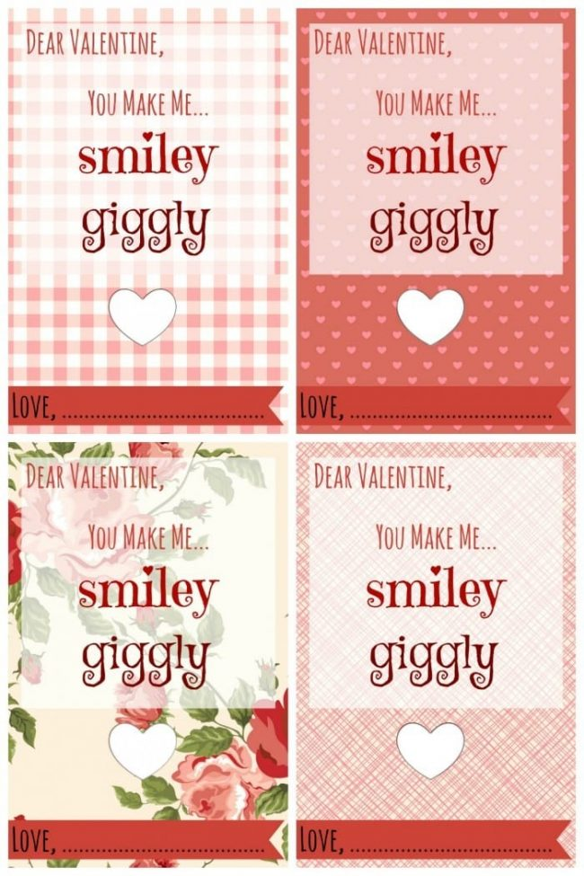 Adorable free printable valentine! Add a laffy taffy for  so cute valentines for the classroom that are cheap and easy and homemade!