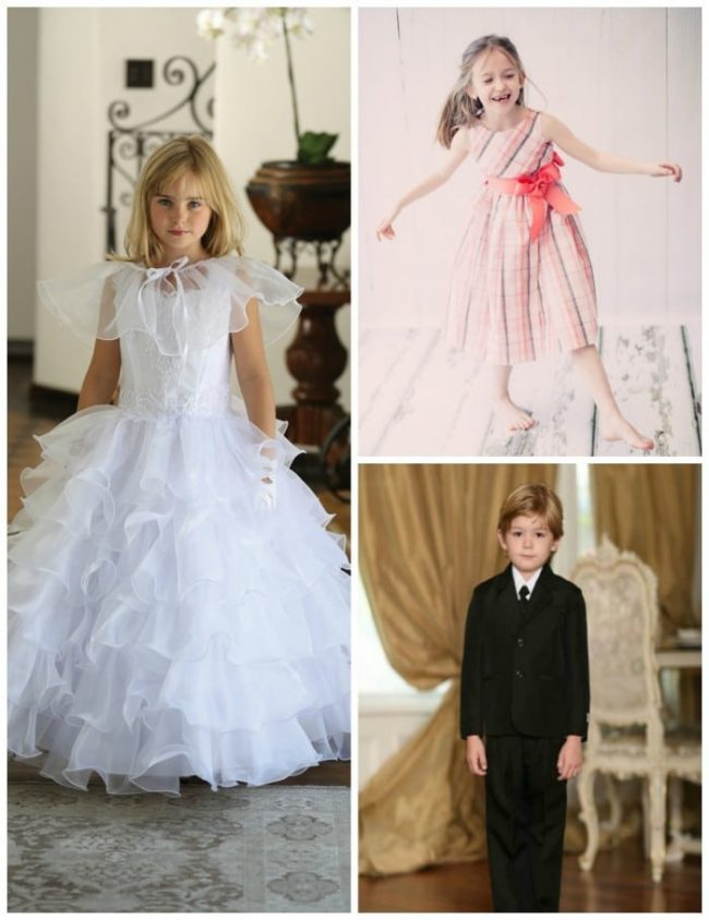 Cutest Formal wear for kids this spring at Noori Dresses #Ad