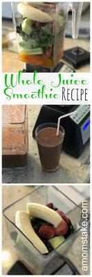 Whole Juice Smoothie Recipe