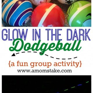 Glow in the Dark Dodgeball