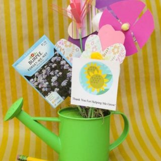 Watering Can Teacher Appreciation Gift