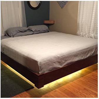 Forpow Motion Sensor Bed Lights
