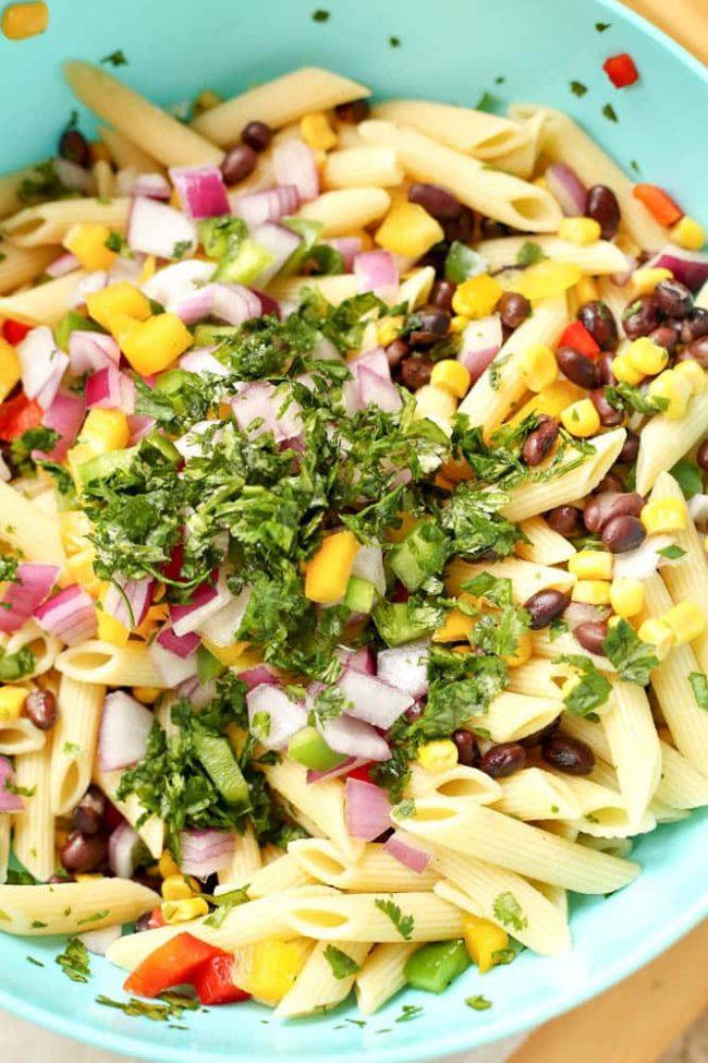 Pasta Salad5