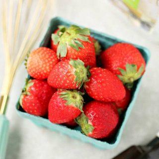 Strawberry Donuts Recipe