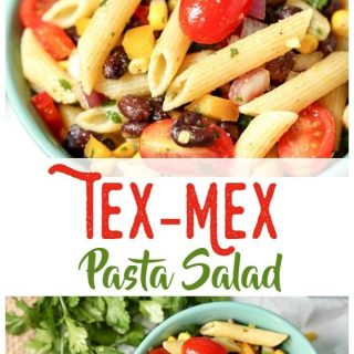 Tex-Mex Pasta Salad Recipe