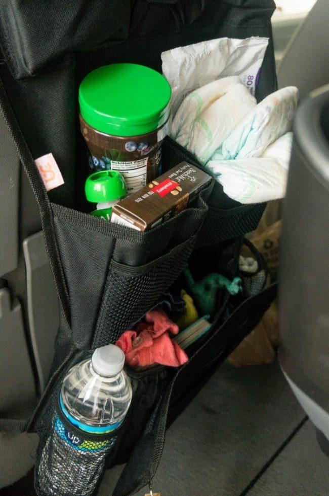 backseat car orgainzer for kids